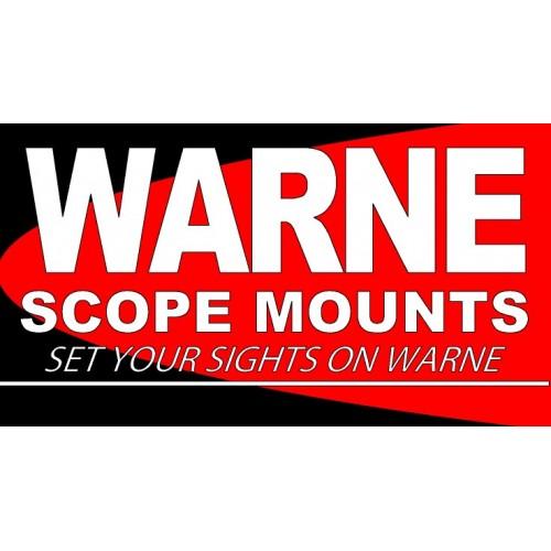 Warne Base Maxima Extensión Delantera Remington 700, Winchester 70...