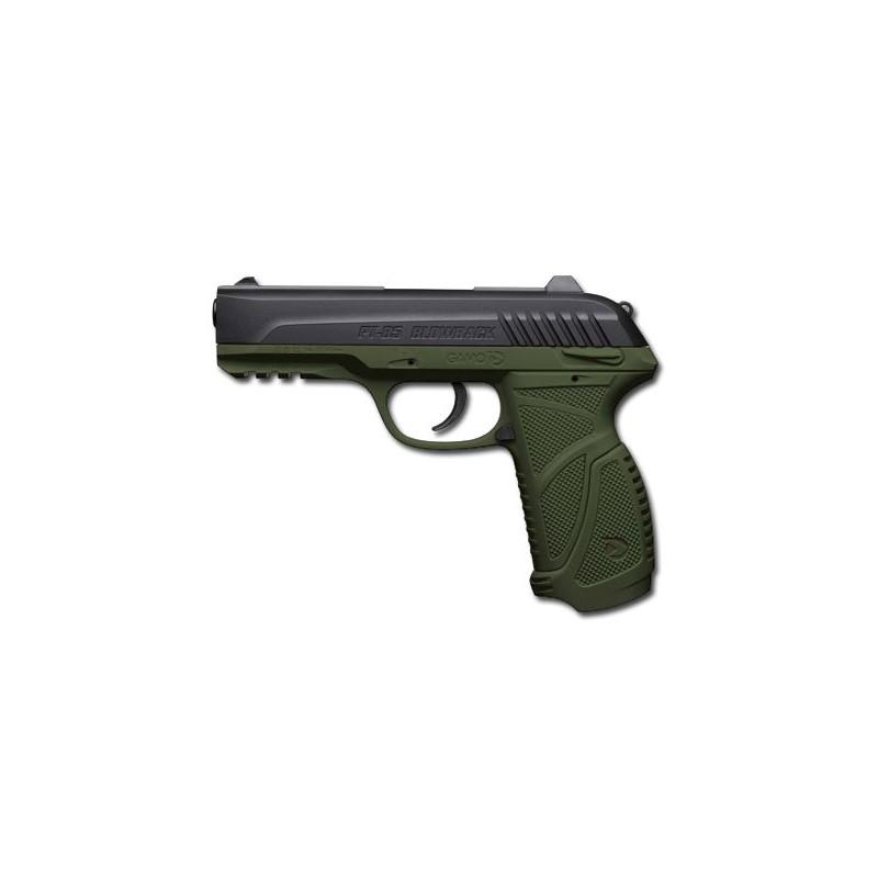 Gamo Pt 85 Blowback Olive Drab Pistol Armería Trelles Sl