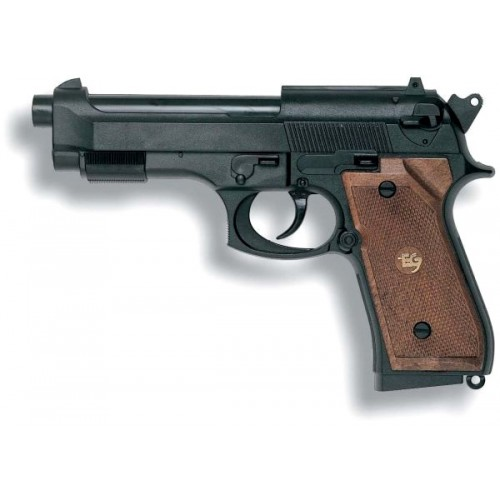 Edison Giocattoli Pistola Parabellum Supermatic
