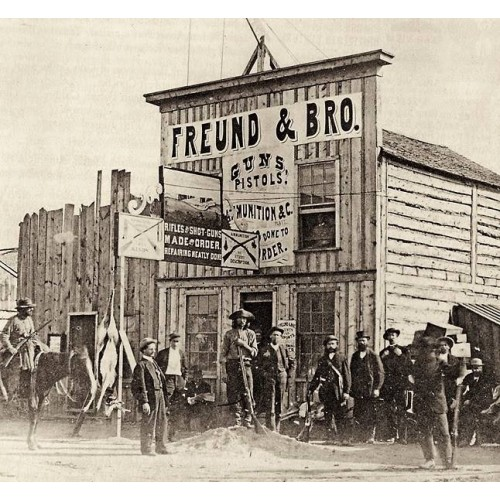1873 Tambor de Fogueo para revólver Cattleman / Fogueo