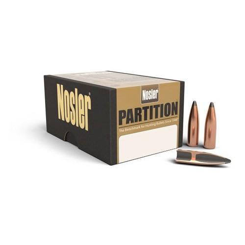 """Nosler Partition Proyectil .375"""" 260 gr"""