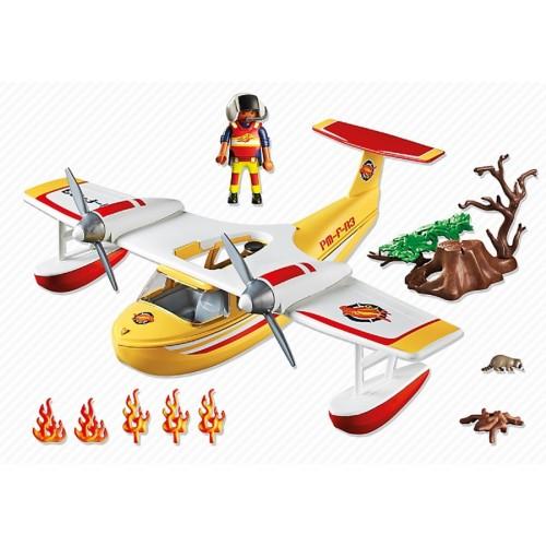5360 Hidroavión de extinción de incendios