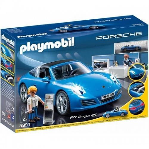 5991 Porsche Targa 4S