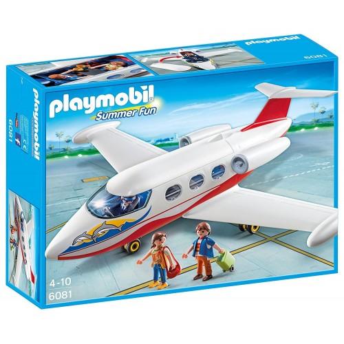 6081 Avión de vacaciones