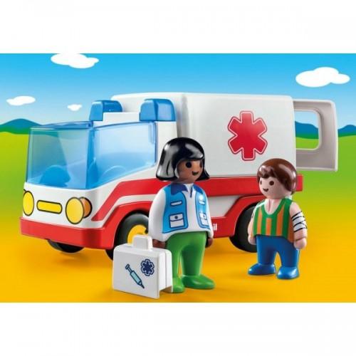 9122 1.2.3 Ambulancia