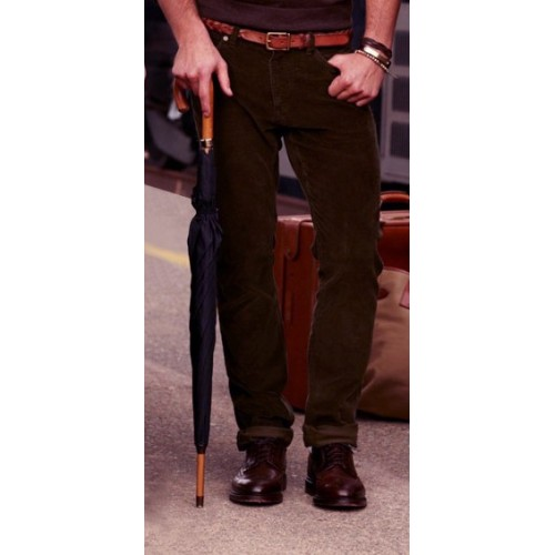 Ralph Lauren The Andrew Pant Brown (marrón)