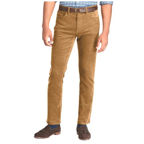 Timberland Pantalón de pana fina Brown Light 89216