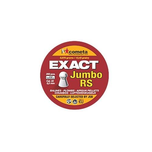 JSB Jumbo Exact RS 5.52  250 unidades