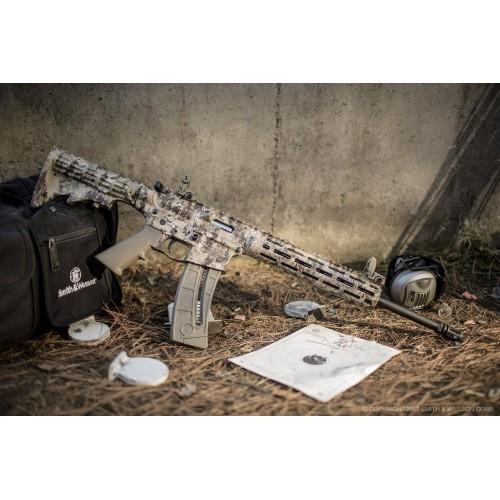 Smith and Wesson MP15-22 Sport 22lr Kryptek