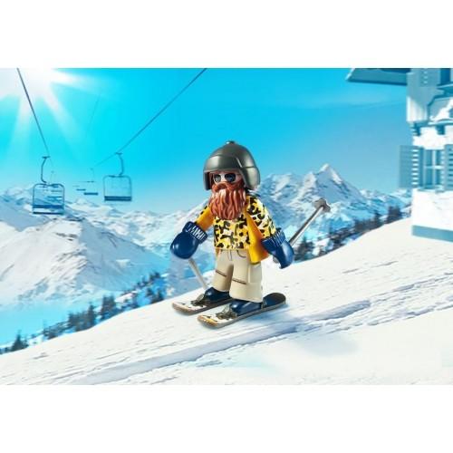 9284 Hipster en la nieve
