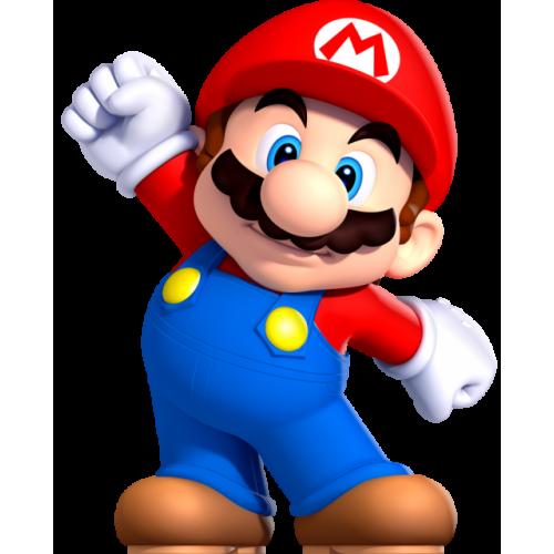 Super Mario figura 130mm