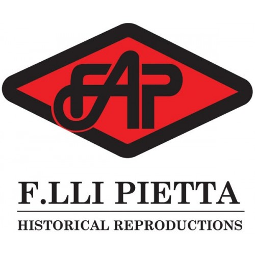 "Pietta SA73-150 1873 Cattleman Nickel  44-40  4 3/4"""