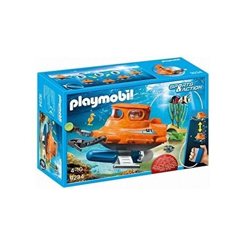 9234 Submarino ¡con Motor!