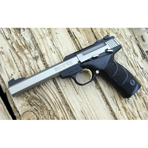 Browning Buck Mark Stainless URX 22lr
