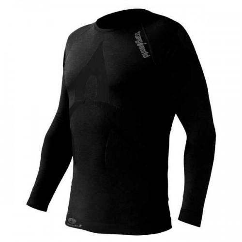 Trangoworld Camiseta Térmica Porma Black