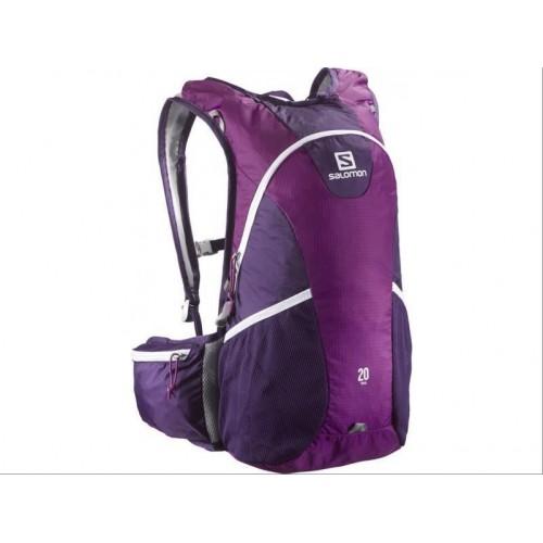 Mochila Salomon Aster Purple Trail 20L