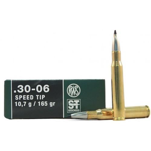 Munición RWS 30-06 ST Speed Tip 165 gr / 10,7 g