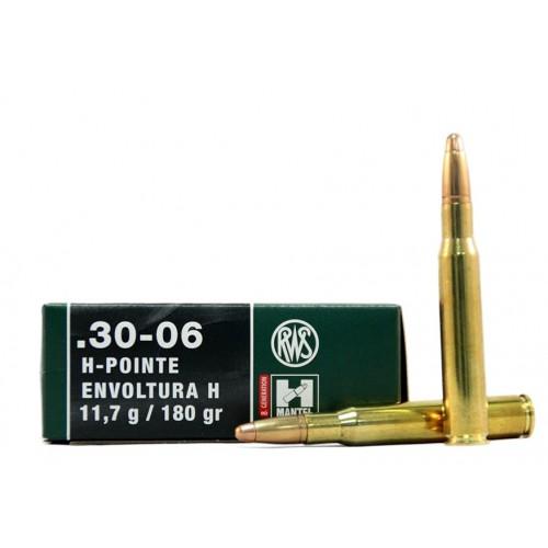 Munición RWS 30-06 H Mantel 180 gr