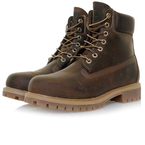 "Timberland Botas AF 6"" In. Anniversary Brown"