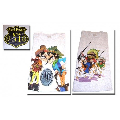 U6100   Camiseta Wild West !
