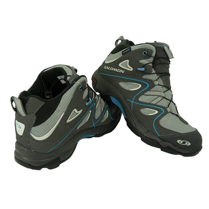 53bb63a4 Botas Salomon chico/chica Trax Mid Impermeables