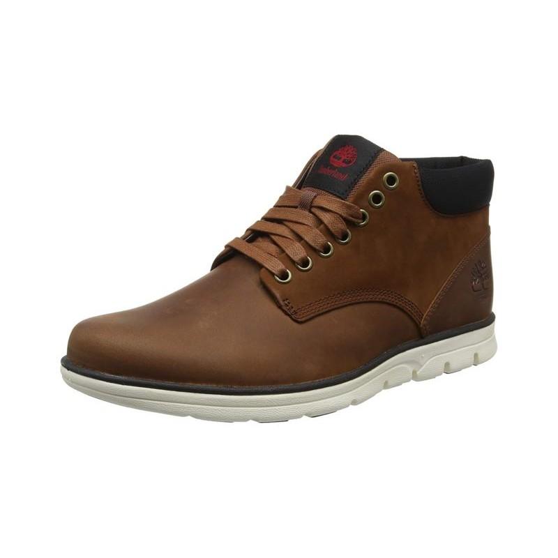 f6484841629f3 Botas Timberland Chukka Leather Brown - Armería Trelles S.L.