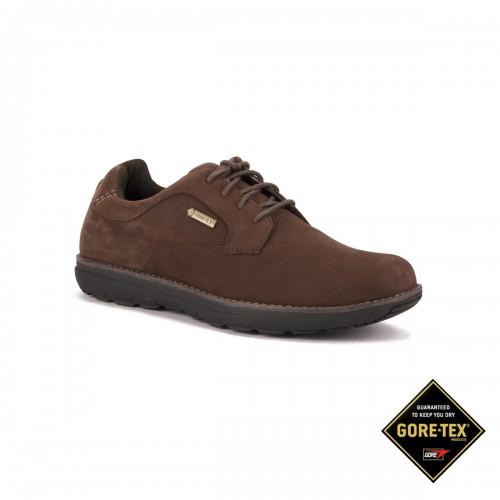 Zapatos Timberland Barret Dark Hershey Gore-tex nº41.5