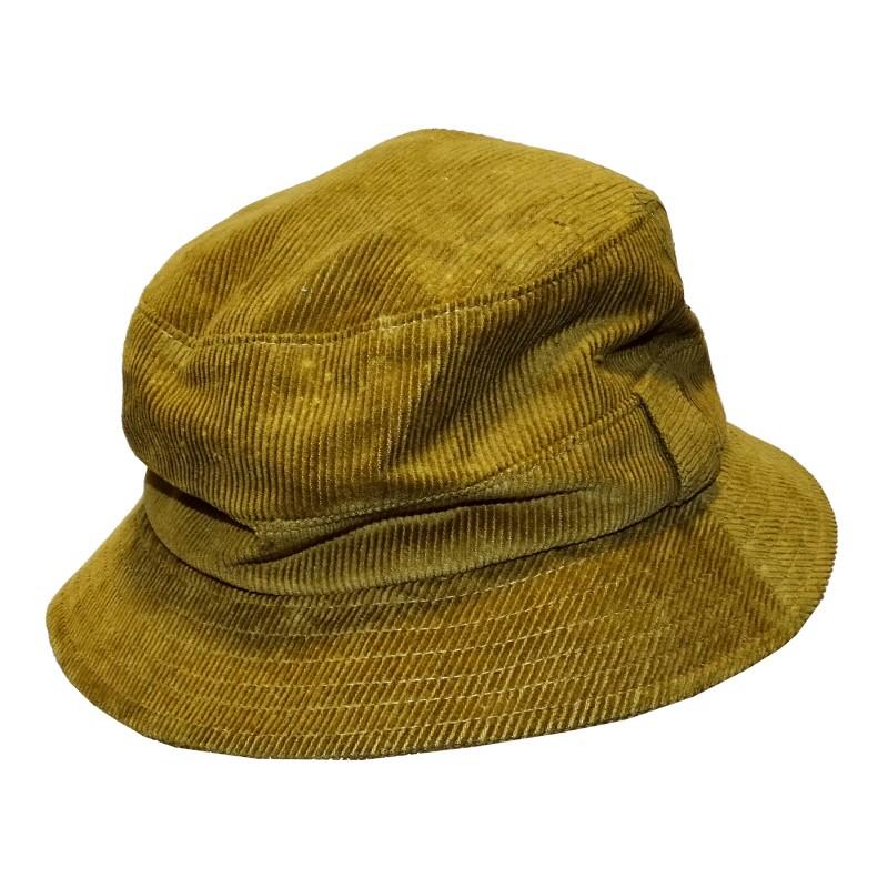 Sombrero de pana Corzo Classic - Armería Trelles S.L. a3770fb7b11