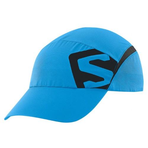 Salomon Gorra XA Cap Blue