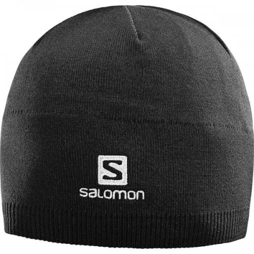 Salomon Gorro Invierno Beanie Black