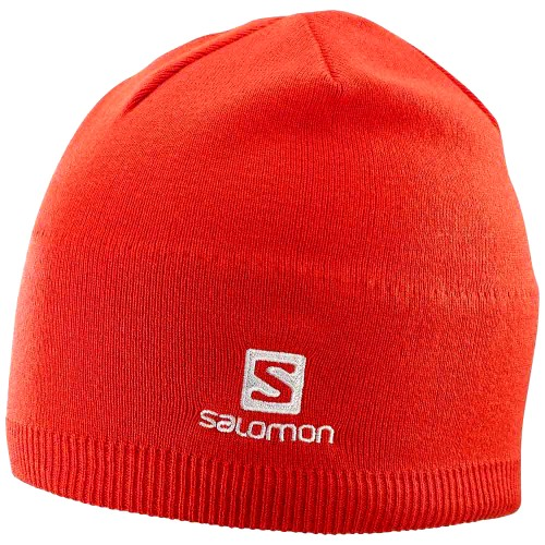 Salomon Gorro Invierno Beanie Red