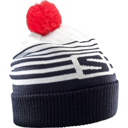 Salomon Gorro Izi Beanie Black and White