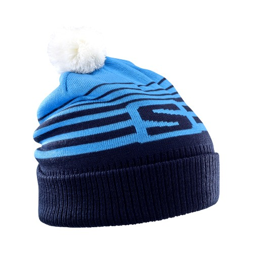 Salomon Gorro Izi Beanie Blue and Blue
