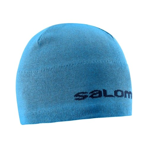Salomon Gorro Beanie Methyl Blue Talla M/L