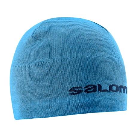 1997307140a Salomon Gorro Beanie Methyl Blue Talla M L - Armería Trelles S.L.