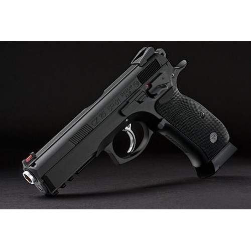 Mec-gar Cargador Anti-fricción CZ SP01 / Shadow / 2 / 75 / B  9mm de 17 disparos