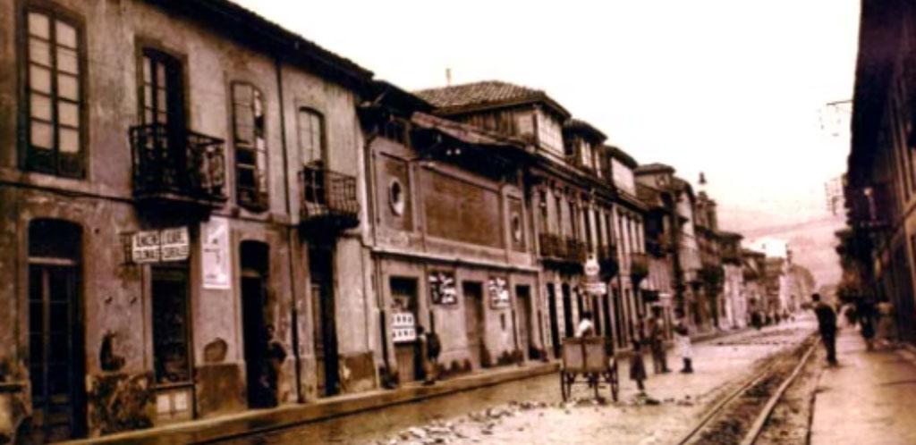 Laviana 1945