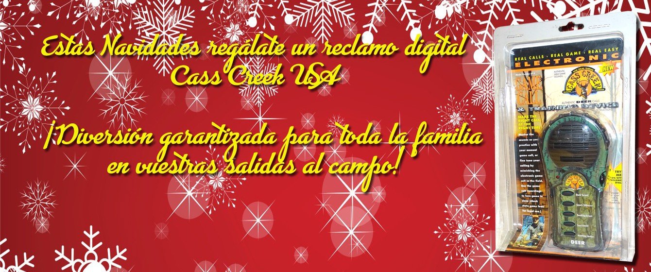 Reclamos digitales Cass Creek USA